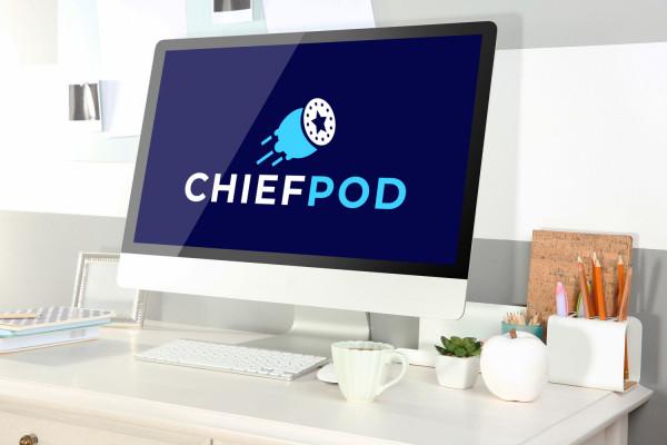 Sample branding #2 for Chiefpod