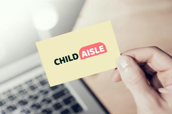 Sample branding #2 for Childaisle