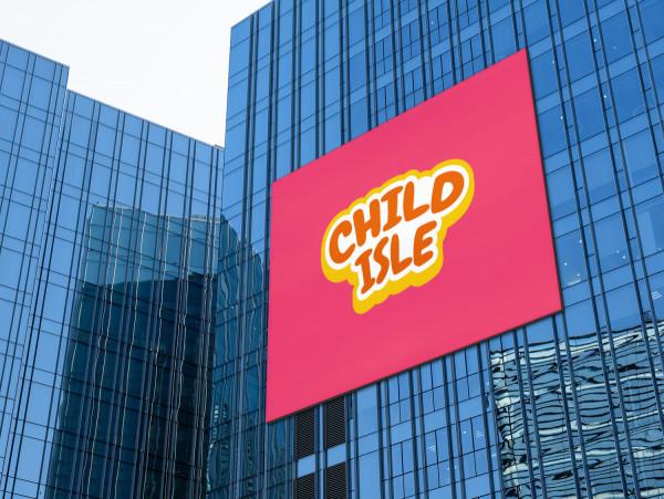 Sample branding #1 for Childisle