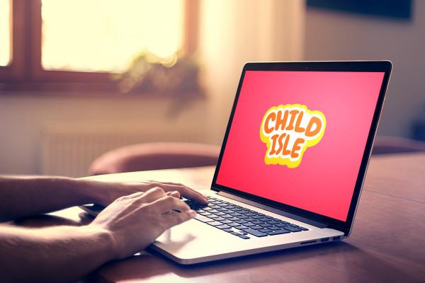 Sample branding #2 for Childisle