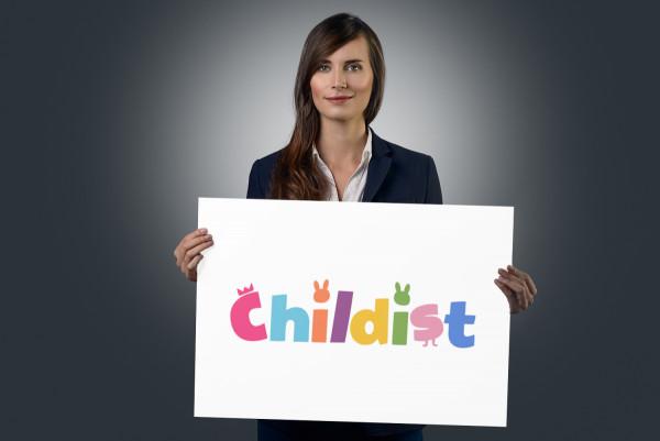 Sample branding #3 for Childist
