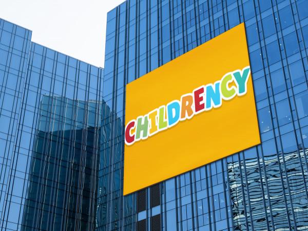 Sample branding #3 for Childrency