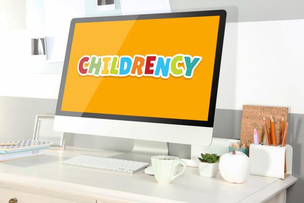 Sample branding #1 for Childrency