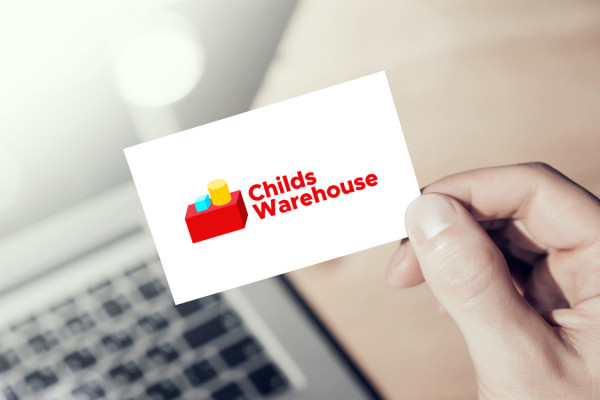 Sample branding #3 for Childswarehouse
