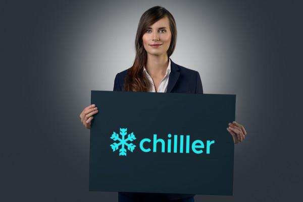 Sample branding #1 for Chilller