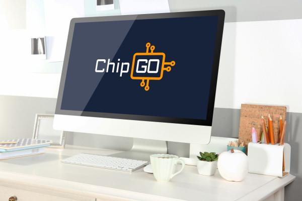 Sample branding #2 for Chipgo