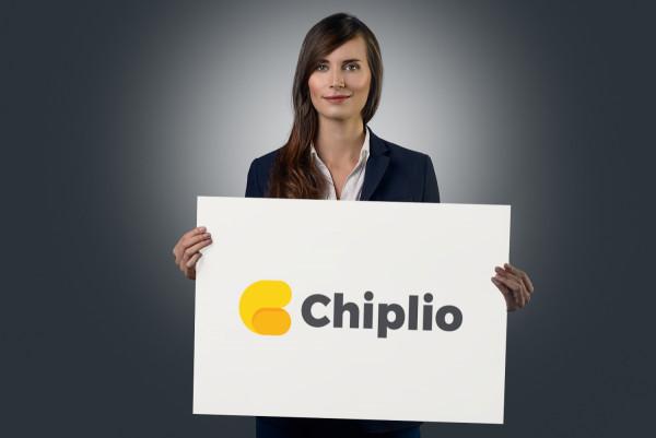 Sample branding #2 for Chiplio