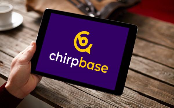 Sample branding #2 for Chirpbase