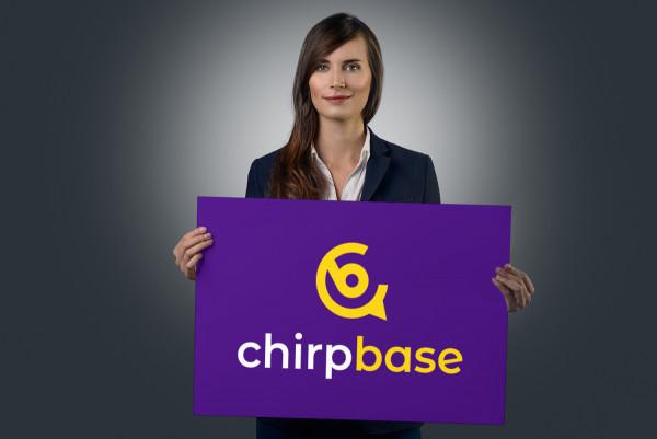 Sample branding #1 for Chirpbase