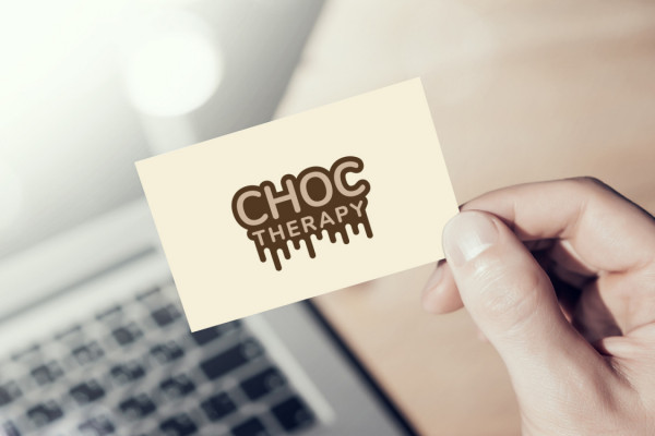 Sample branding #1 for Choctherapy