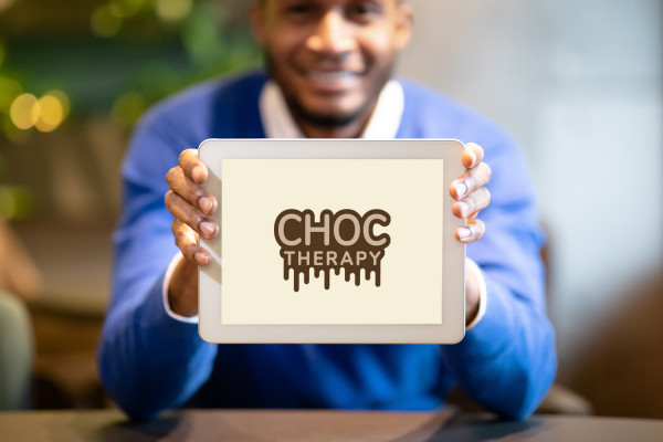 Sample branding #3 for Choctherapy