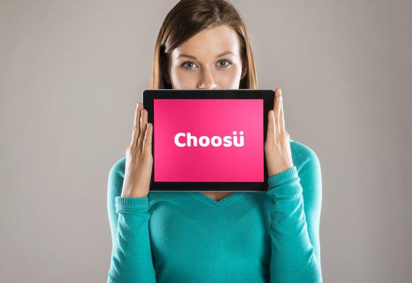 Sample branding #3 for Choosu