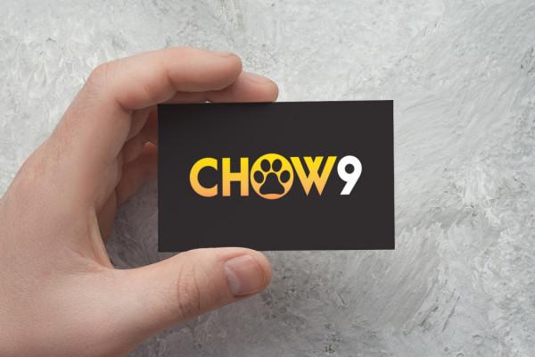 Sample branding #1 for Chow9