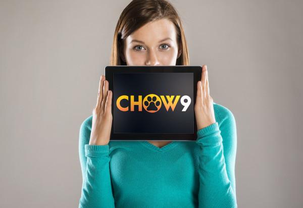 Sample branding #2 for Chow9