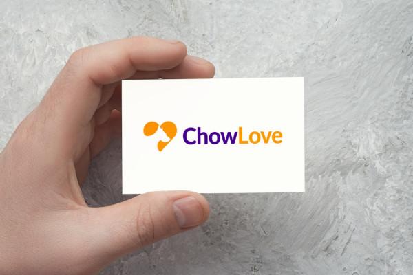 Sample branding #1 for Chowlove