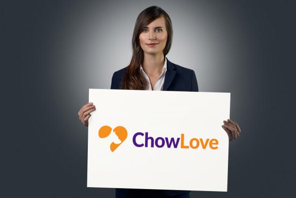 Sample branding #2 for Chowlove