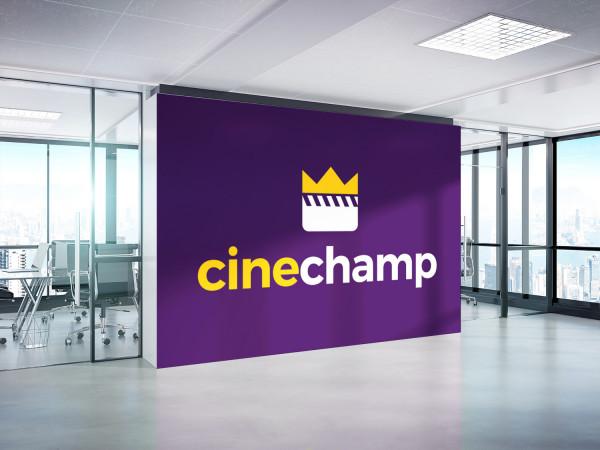 Sample branding #1 for Cinechamp