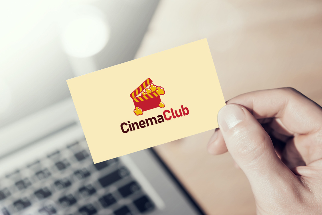 Sample branding #2 for Cinemaclub
