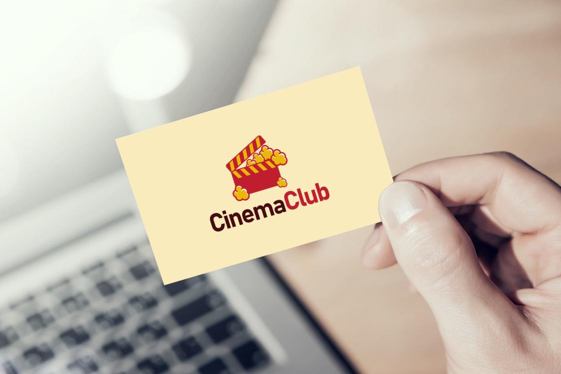 Sample branding #2 for Cinemaclub