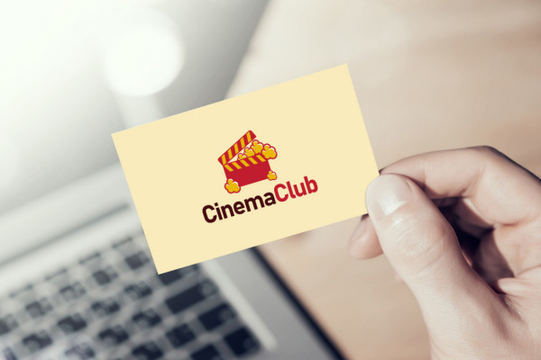 Sample branding #3 for Cinemaclub