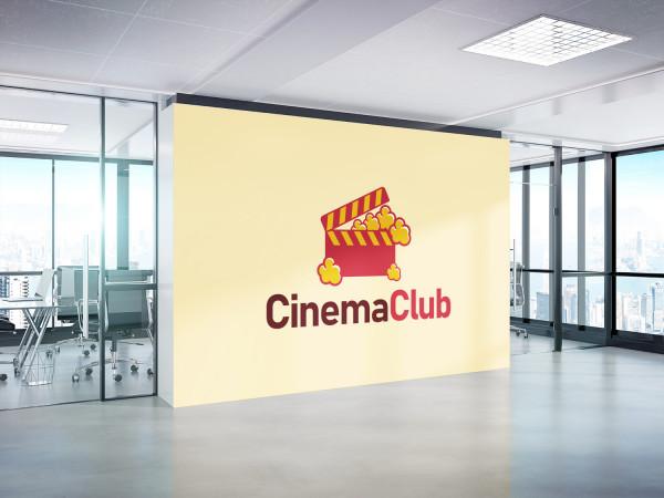 Sample branding #3 for Cinemaclub