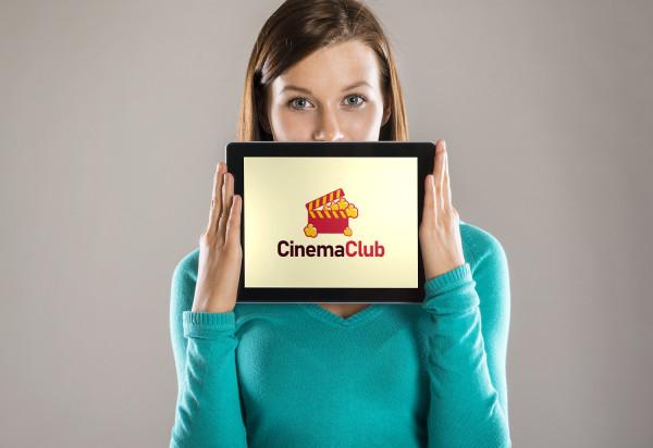 Sample branding #1 for Cinemaclub
