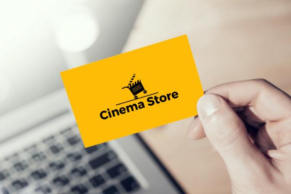 Sample branding #3 for Cinemastore