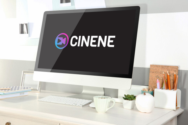 Sample branding #1 for Cinene