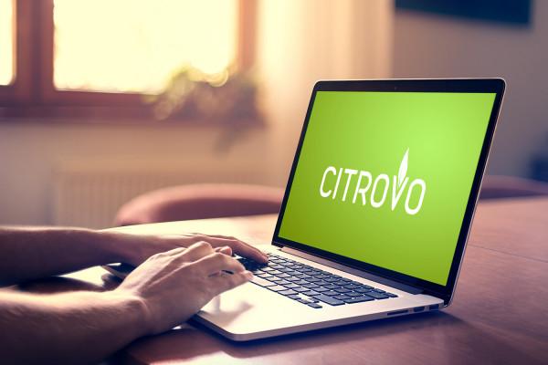 Sample branding #1 for Citrovo