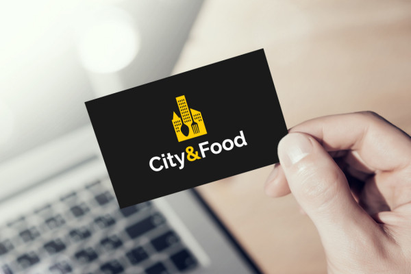 Sample branding #1 for Cityandfood