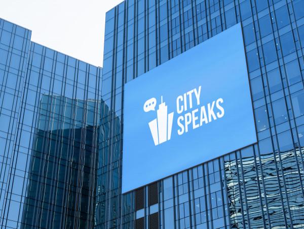 Sample branding #3 for Cityspeaks
