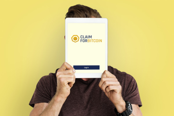 Sample branding #3 for Claimforbitcoin