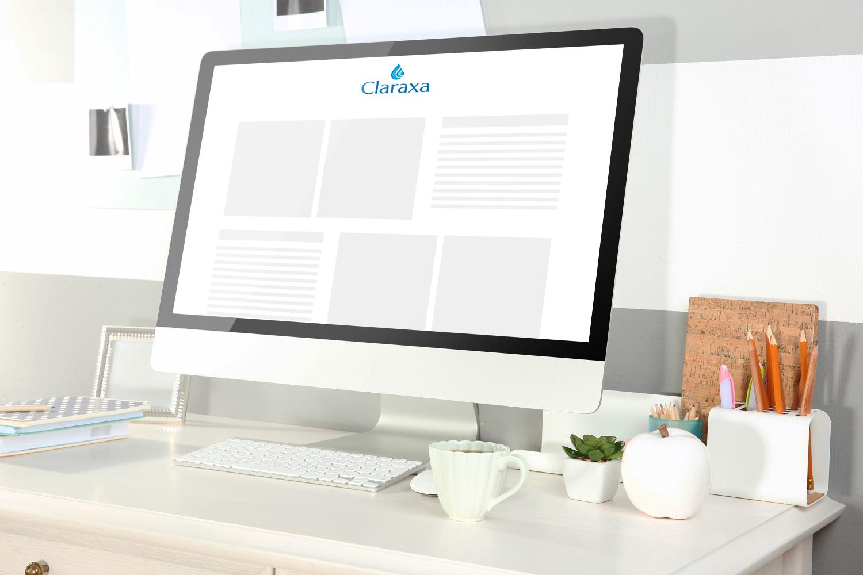 Sample branding #3 for Claraxa