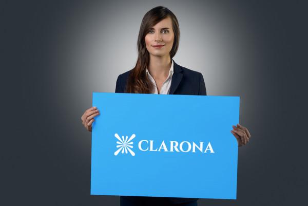 Sample branding #3 for Clarona