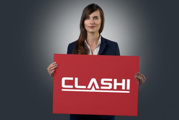 Sample branding #3 for Clashi