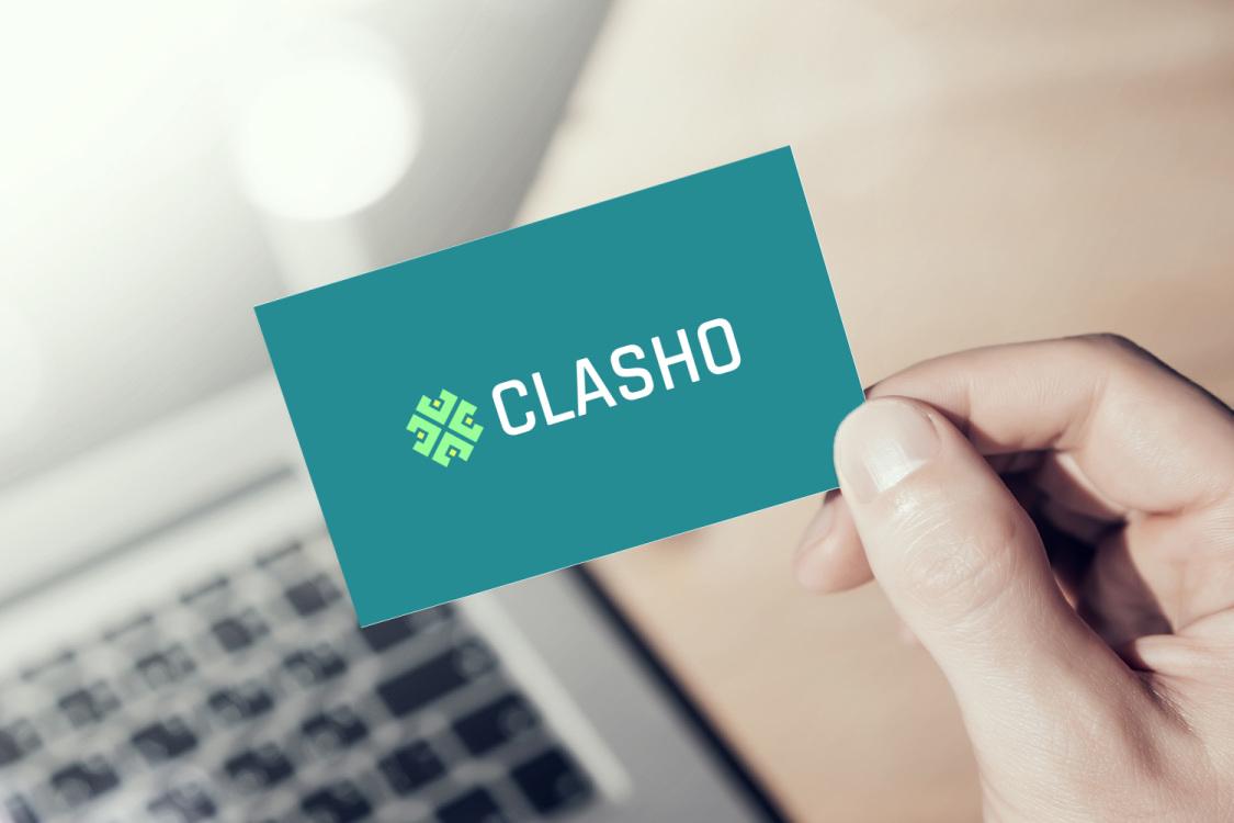 Sample branding #2 for Clasho