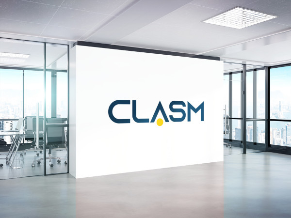 Sample branding #2 for Clasm