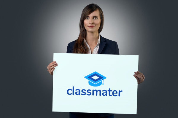 Sample branding #1 for Classmater