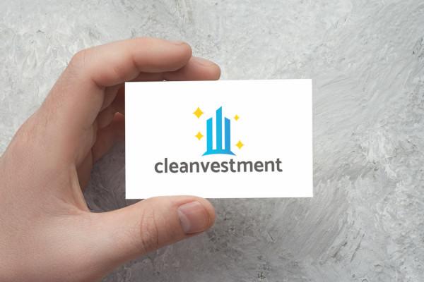 Sample branding #2 for Cleanvestment