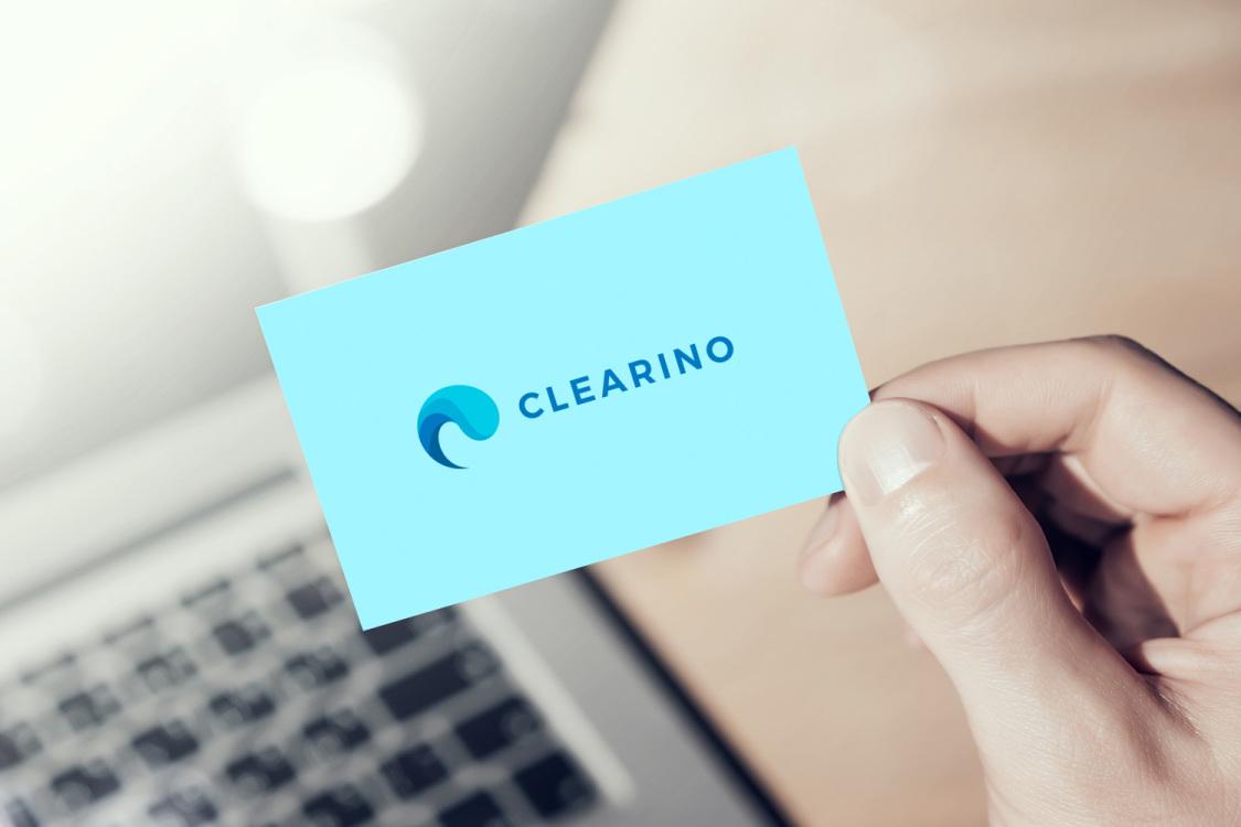 Sample branding #1 for Clearino