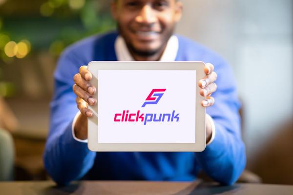 Sample branding #3 for Clickpunk