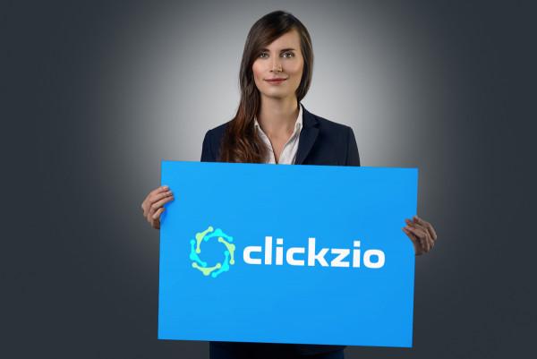 Sample branding #2 for Clickzio