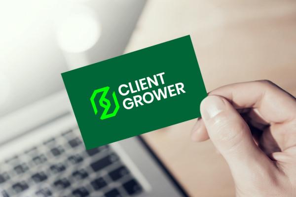 Sample branding #3 for Clientgrower