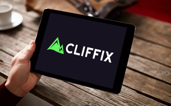 Sample branding #3 for Cliffix