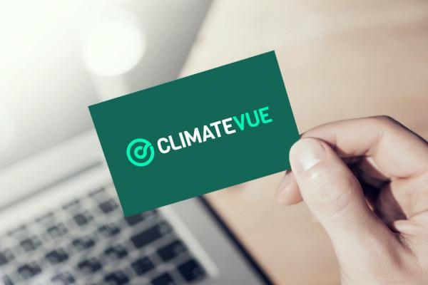 Sample branding #1 for Climatevue