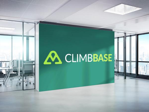 Sample branding #2 for Climbbase