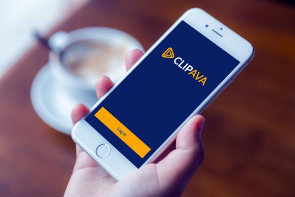 Sample branding #1 for Clipava