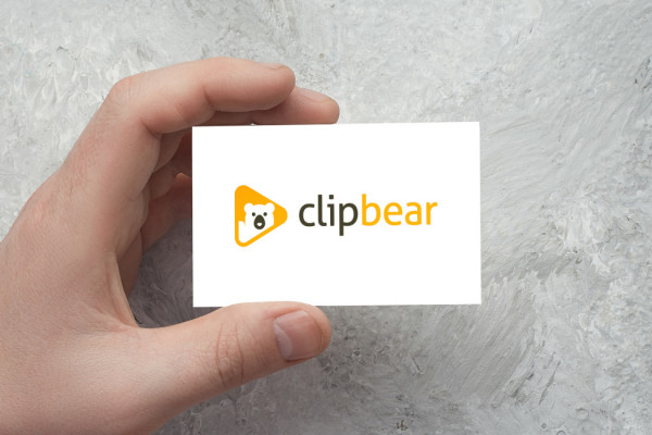 Sample branding #1 for Clipbear