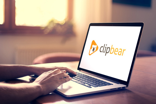 Sample branding #2 for Clipbear