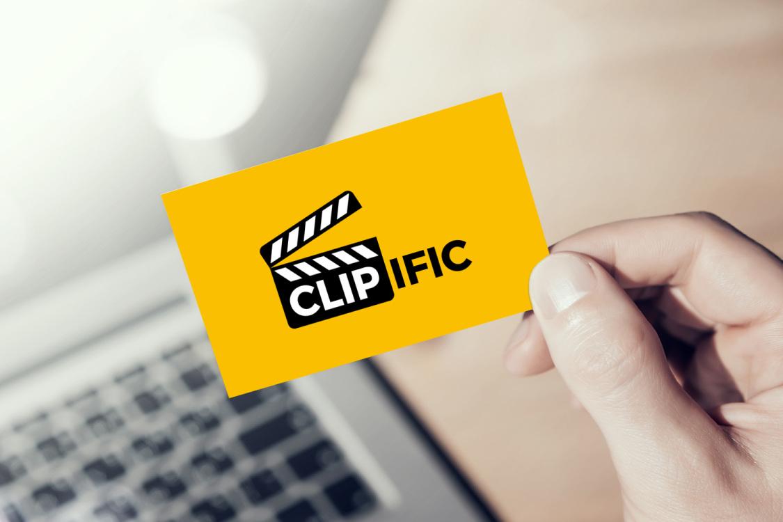 Sample branding #2 for Clipific